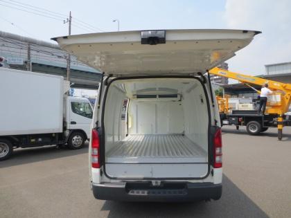 ハイエース冷凍車
