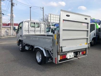 1.5t平トラック     パワーゲート付