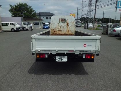 2t 平トラック ロング(標準幅・並幅)