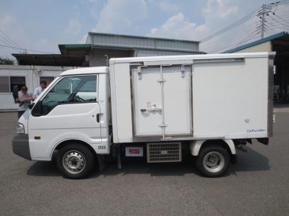バネット冷凍車