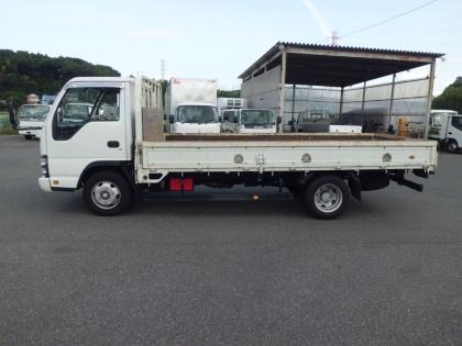 2t 平トラック ワイドロング(幅広)