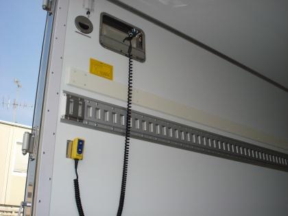4t冷凍車 ワイドロング