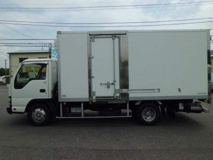 3t冷凍車 ワイドロング